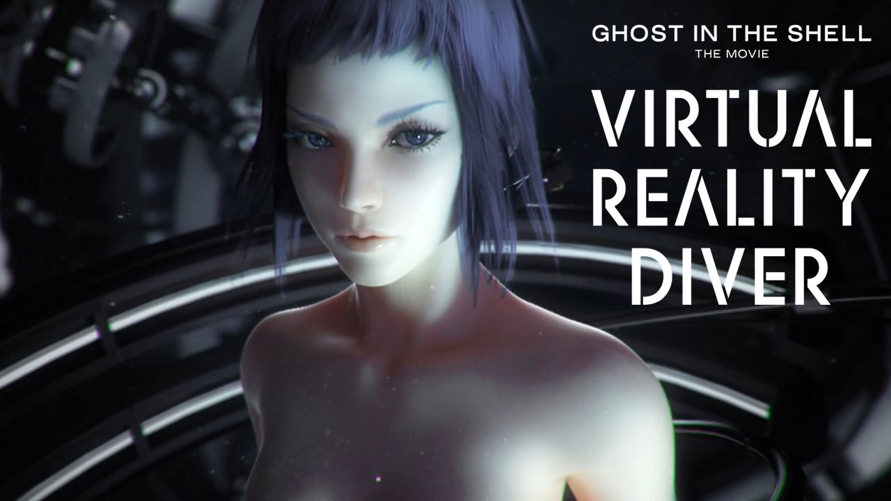 Ghost in the Shell The Movie Virtual Reality Diver director