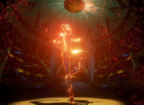 Award winning VR Film at Kaleidoscope Virtual Reality Film 2016